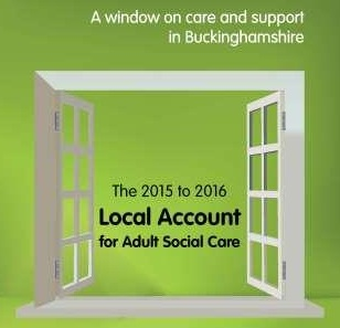 The 2015 to 2016 Local Account for Adult Social Care